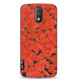 Casetastic Softcover Motorola Moto G4 / G4 Plus - Autumnal Leaves