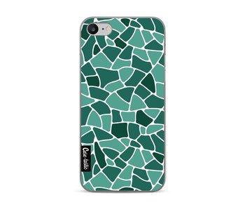 Aqua Mosaic - Apple iPhone 7