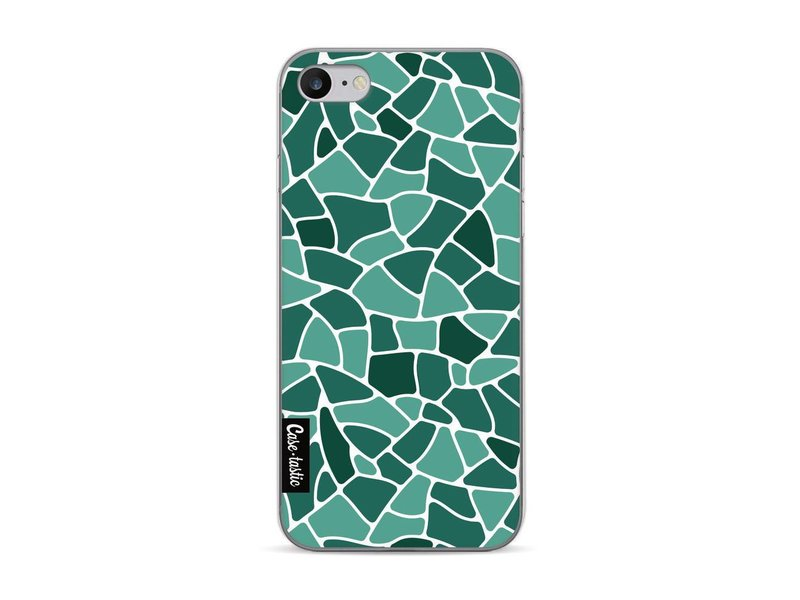 Casetastic Softcover Apple iPhone 7 - Aqua Mosaic