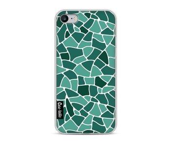 Aqua Mosaic - Apple iPhone 8