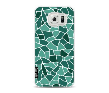 Aqua Mosaic - Samsung Galaxy S6