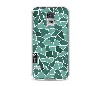 Aqua Mosaic - Samsung Galaxy S5