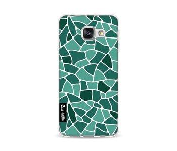 Aqua Mosaic - Samsung Galaxy A3 (2016)