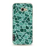 Casetastic Softcover Samsung Galaxy A5 (2017) - Aqua Mosaic