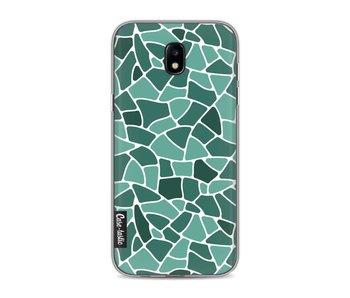 Aqua Mosaic - Samsung Galaxy J5 (2017)