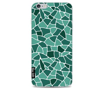 Aqua Mosaic - Apple iPhone 6 Plus / 6s Plus