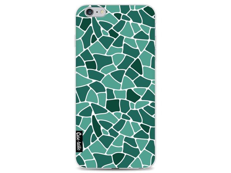 Casetastic Softcover Apple iPhone 6 Plus / 6s Plus - Aqua Mosaic