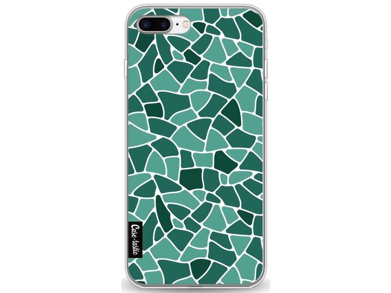 Casetastic Softcover Apple iPhone 7 Plus - Aqua Mosaic