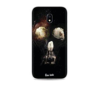 Cave Skull - Samsung Galaxy J3 (2017)