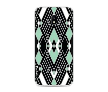 Art Deco Mint - Samsung Galaxy J3 (2017)