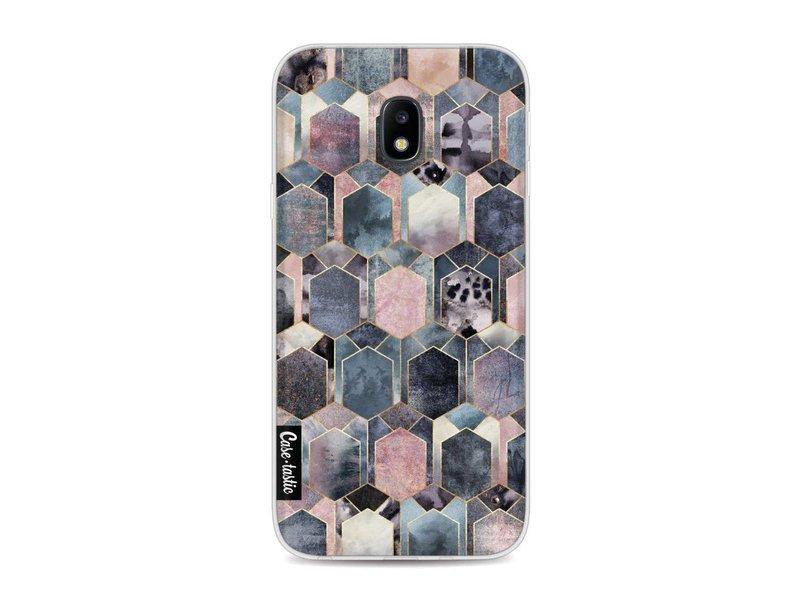 Casetastic Softcover Samsung Galaxy J3 (2017)  - Art Deco Dream