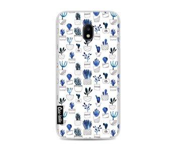 Blue Cacti - Samsung Galaxy J3 (2017)