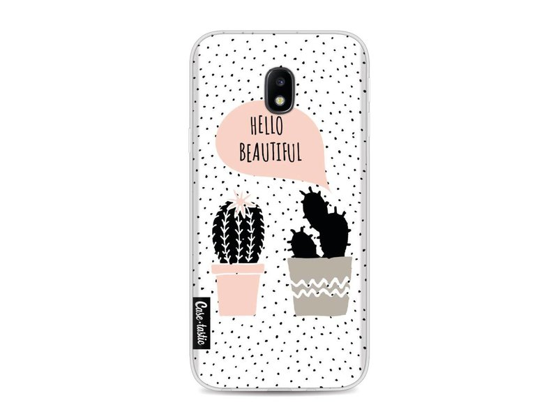Casetastic Softcover Samsung Galaxy J3 (2017)  - Cactus Love