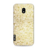 Casetastic Softcover Samsung Galaxy J3 (2017)  - Abstract Pattern Gold
