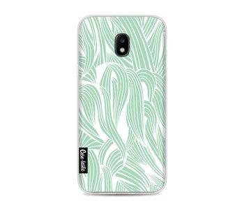 Seam Foam Organic Print - Samsung Galaxy J3 (2017)