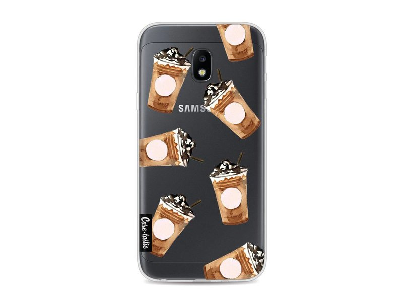 Casetastic Softcover Samsung Galaxy J3 (2017)  - Coffee To Go