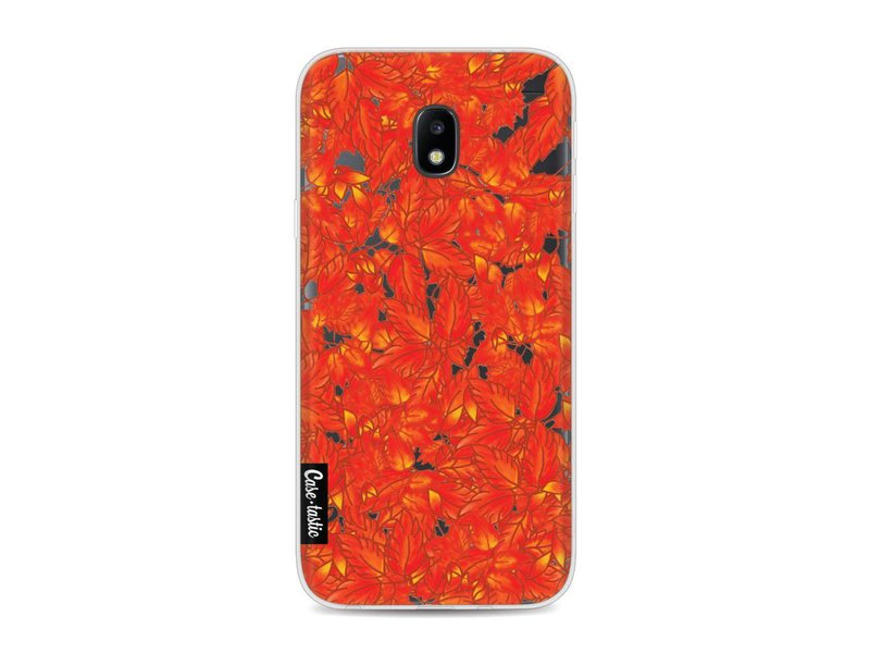 Casetastic Softcover Samsung Galaxy J3 (2017) - Autumnal Leaves
