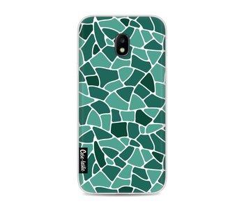 Aqua Mosaic - Samsung Galaxy J3 (2017)