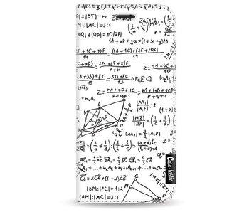You Do The Math White - Wallet Case White Samsung Galaxy A3 (2017)