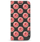 Casetastic Wallet Case Black Samsung Galaxy A3 (2017) - All The Donuts
