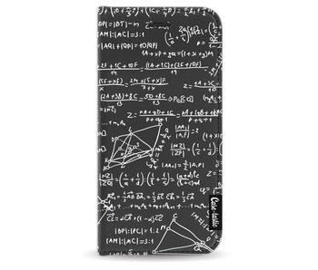 You Do The Math - Wallet Case Black Apple iPhone 8