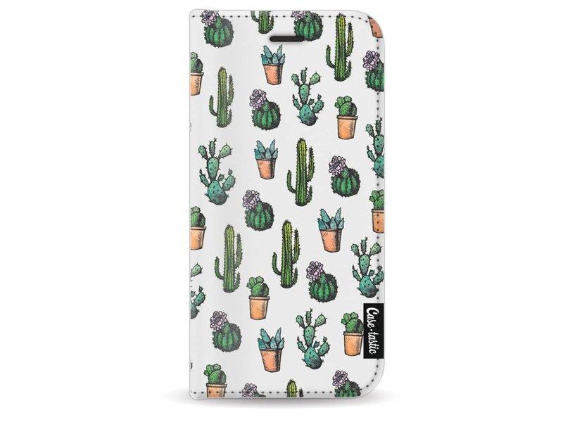 Casetastic Wallet Case White Apple iPhone 8 - Cactus Dream