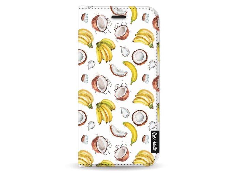 Casetastic Wallet Case Black Samsung Galaxy J3 (2017) - Banana Coco Mania