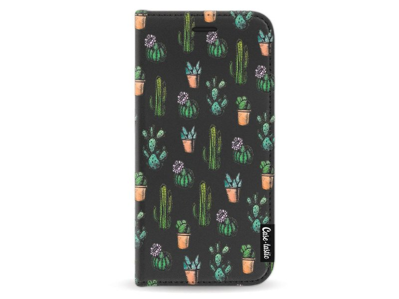 Casetastic Wallet Case Black Apple iPhone X - Cactus Dream