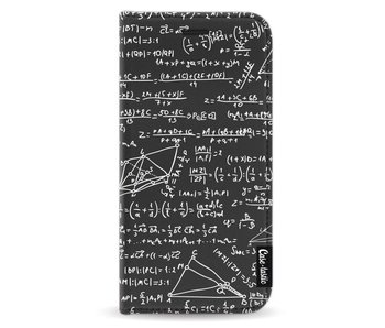 You Do The Math - Wallet Case Black Apple iPhone X