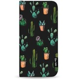 Casetastic Wallet Case Black Samsung Galaxy S8 Plus - Cactus Dream