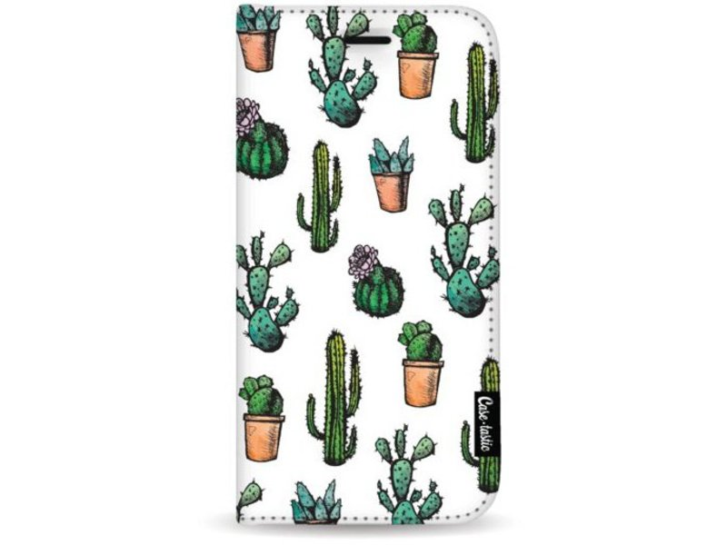 Casetastic Wallet Case White Samsung Galaxy S8 Plus - Cactus Dream