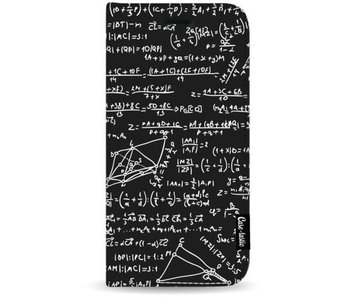 You Do The Math - Wallet Case Black Samsung Galaxy S8 Plus