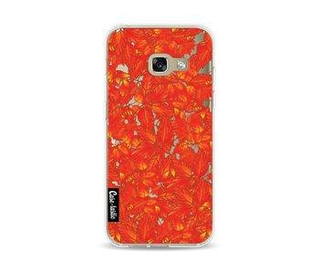 Autumnal Leaves - Samsung Galaxy A3 (2017)