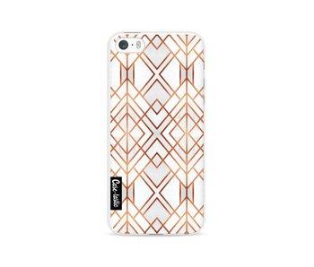 Copper Geo - Apple iPhone 5 / 5s / SE