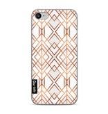 Casetastic Softcover Apple iPhone 7 - Copper Geo