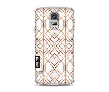 Copper Geo - Samsung Galaxy S5