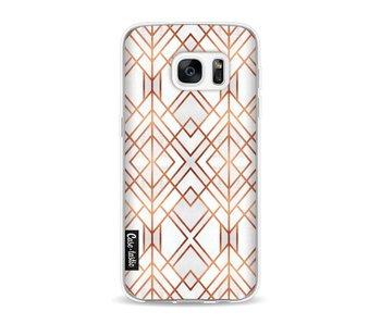 Copper Geo - Samsung Galaxy S7