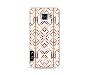 Copper Geo - Samsung Galaxy A3 (2016)