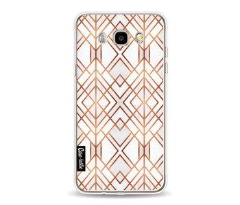 Copper Geo - Samsung Galaxy J5 (2016)