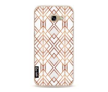 Copper Geo - Samsung Galaxy A5 (2017)