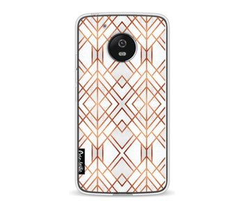 Copper Geo - Motorola Moto G5