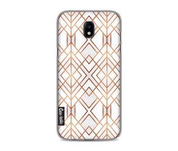 Copper Geo - Samsung Galaxy J5 (2017)