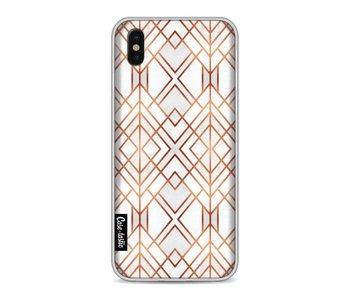 Copper Geo - Apple iPhone X