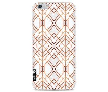Copper Geo - Apple iPhone 6 Plus / 6s Plus