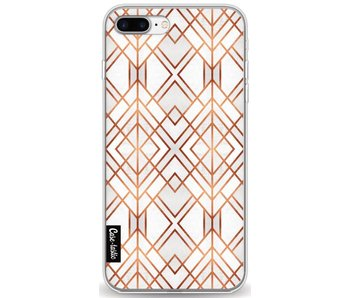 Copper Geo - Apple iPhone 7 Plus