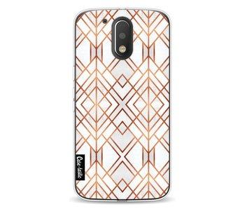 Copper Geo - Motorola Moto G4 / G4 Plus