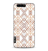 Casetastic Softcover Huawei P10 - Copper Geo
