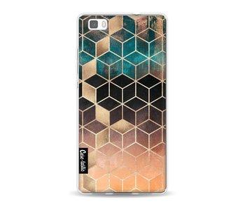 Ombre Dream Cubes - Huawei P8 Lite