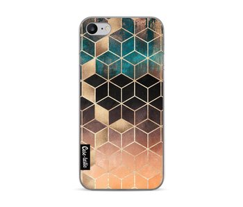 Ombre Dream Cubes - Apple iPhone 7