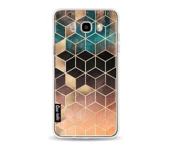 Ombre Dream Cubes - Samsung Galaxy J5 (2016)